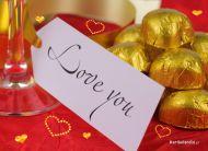 eKartki Miłość - Walentynki Bo, Cię kocham,