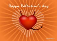 eKartki Miłość - Walentynki Diabelska Walentynka,