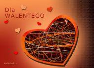 eKartki elektroniczne z tagiem: Kartki online Dla Walentego,