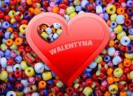eKartki Miłość - Walentynki Kolorowa Walentynka,