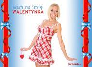 eKartki Miłość - Walentynki Mam na imię Walentynka,