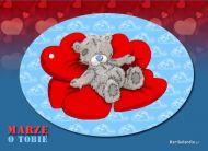 eKartki Miłość - Walentynki Marzę o Tobie,