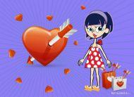 eKartki Miłość - Walentynki Miłosne polowanie,