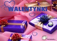 eKartki Miłość - Walentynki Niespodzianka na Walentynki,