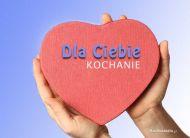 eKartki Miłość - Walentynki Serce dla Ciebie ,