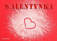 eKartki Miłość - Walentynki Słodka Walentynka,