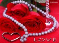 eKartki Miłość - Walentynki Srebrne wyznanie miłości,