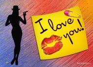 eKartki Miłość - Walentynki Tajemnicza Walentynka,