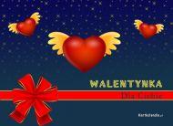 eKartki Miłość - Walentynki Uskrzydlona miłość,