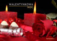 eKartki Mi³o¶æ - Walentynki Walentynkowa noc,