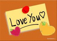 eKartki Miłość - Walentynki Walentynkowa notatka,