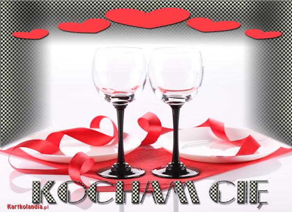 Romantyczna kolacja