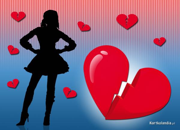 Rozbita miłość