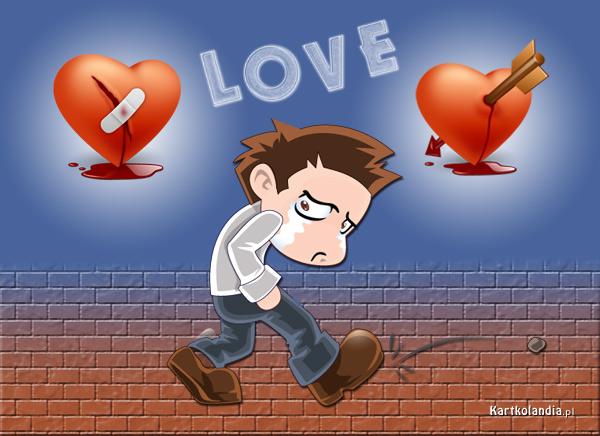 Zraniona miłość
