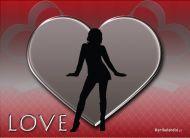 eKartki Miłość - Walentynki Gotowa na miłość,