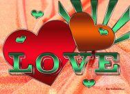 eKartki Mi³o¶æ - Walentynki Wielkie uczucie,