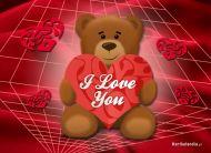 eKartki Miłość - Walentynki Więzień miłości,