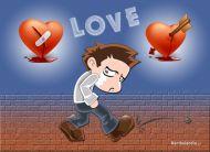 eKartki Miłość - Walentynki Zraniona miłość,