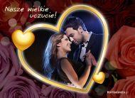 eKartki Miłość - Walentynki Nasze wielkie uczucie,