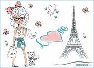 eKartki Miłość - Walentynki Wszędzie Cię kocham!,