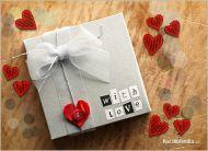 eKartki Miłość - Walentynki Z wyrazami miłości,