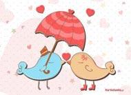 eKartki Miłość - Walentynki Walentynkowa para,