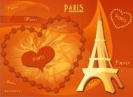 eKartki Miłość - Walentynki Kocham Paris,