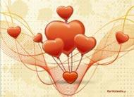 eKartki Miłość - Walentynki Miłosne uniesienie,