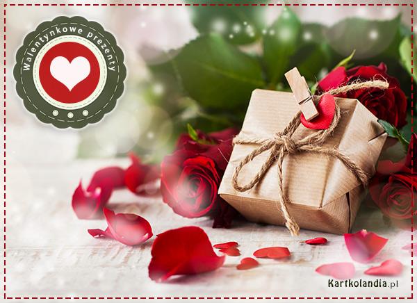 Walentynkowe prezenty