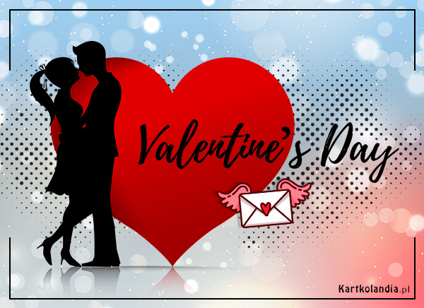 e-Kartka Valentine's Day