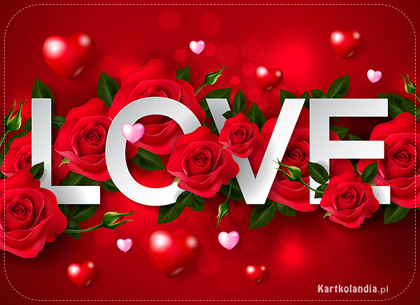 Miłość wyrażona kwiatami