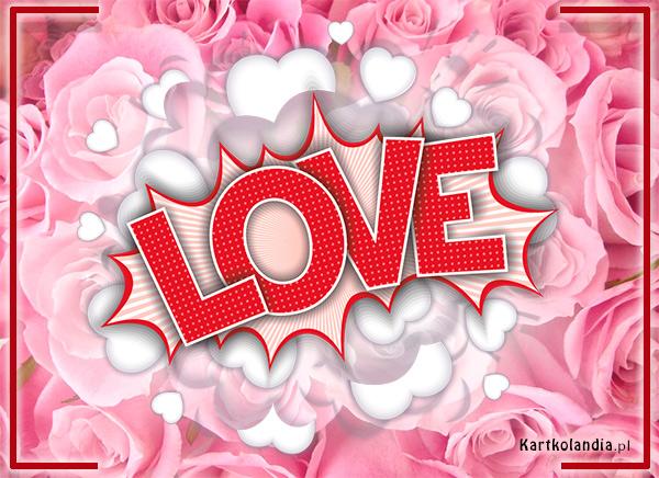 Przesyłam trochę miłości