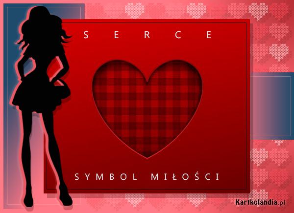 Serce - symbol miłości