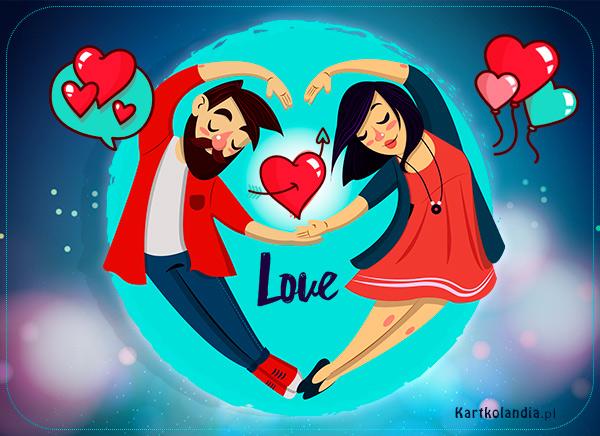 Zakochani w sobie