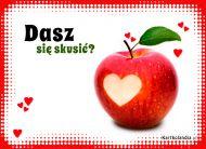 eKartki elektroniczne z tagiem: Darmowe kartki miłość Dasz się skusić?,