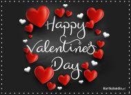 eKartki elektroniczne z tagiem: Darmowe kartki miłość e-Kartka Valentine's Day,