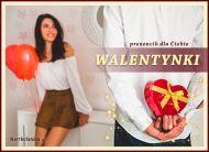 eKartki elektroniczne z tagiem: Darmowe kartki miłość Prezencik dla Walentynki,
