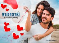 eKartki Miłość - Walentynki Walentynki z ukochaną osobą,