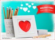 eKartki elektroniczne z tagiem: Darmowa e-Kartka na walentynki Dzień pełen miłości!,
