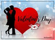 eKartki elektroniczne z tagiem: Darmowa e-Kartka na walentynki e-Kartka Valentine's Day,