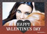 eKartki elektroniczne z tagiem: Darmowa e-Kartka na walentynki Happy Valentine's Day,