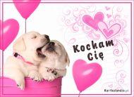 eKartki Miłość - Walentynki Kocham Cię,