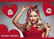 eKartki elektroniczne z tagiem: e-Kartki miłość Rozpakuj prezent!,