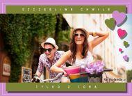eKartki Miłość - Walentynki Szczęśliwe chwile!,