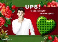 eKartki Miłość - Walentynki Ups!,