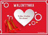 eKartki elektroniczne z tagiem: Darmowa e-Kartka Walentynka,