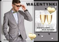 eKartki Miłość - Walentynki Świętujemy Walentynki,