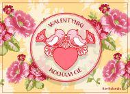 eKartki Miłość - Walentynki Z wyrazami wielkiej miłości,