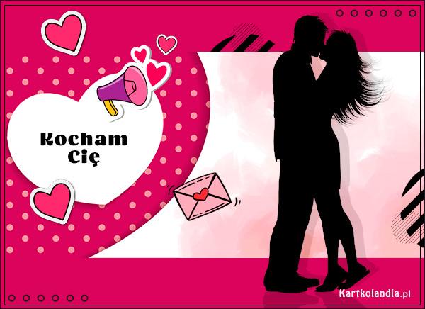 eKartki Miłość - Walentynki Miłosna wiadomość!,