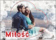 eKartki Miłość - Walentynki Łączy nas miłość!,